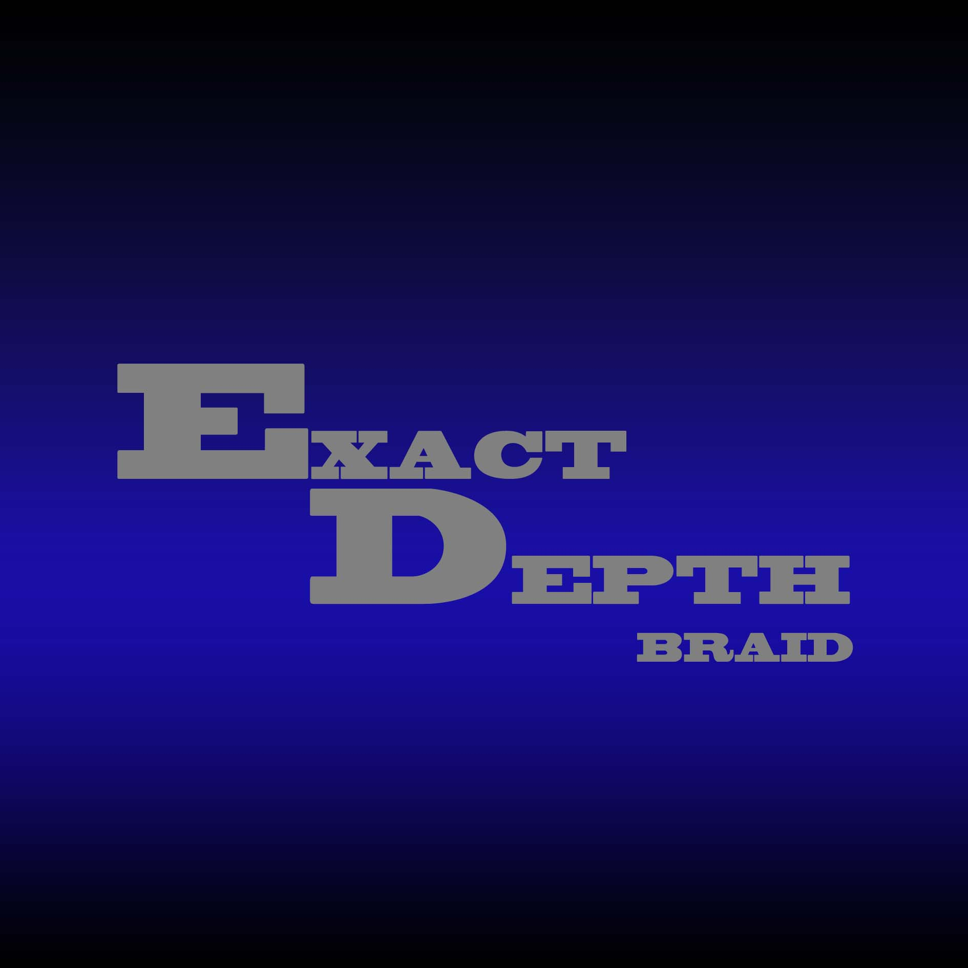 EXACTDEPTH BRAID 300M